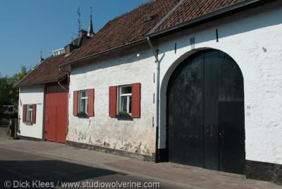Sint Geertruid, dorpshoeve
