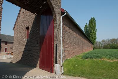 Libeek, Limburgs grootste carréhoeve staat in Libeek en is nog in gebruik