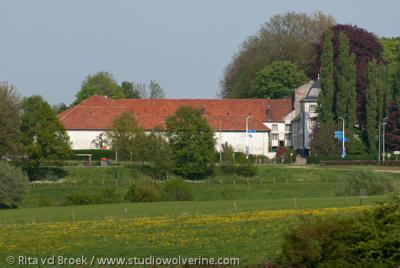 Hoogcruts, kloosterhoeve naast voormalig Klooster Hoogcruts