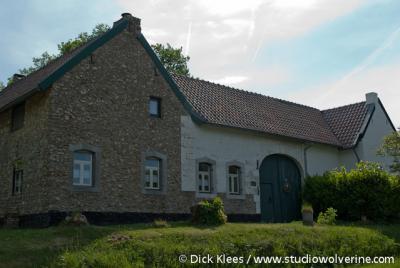 Schilberg (buurtschap van Noorbeek en Slenaken), Historische boerenhoeve