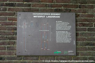 Landsrade, de waterput van de buurtschap is een uniek cultuurhistorisch monument