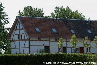 Heijenrath (buurtschap van Slenaken), Gerestaureerd vakwerkhuis