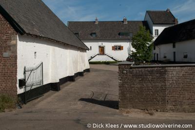 Ingber (buurtschap van Gulpen), Rijksmonument Kapittelhof.