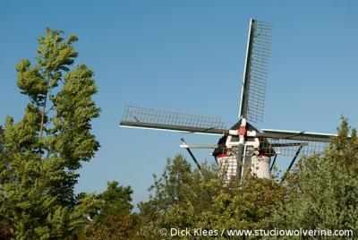 Nieuwerkerk, molen