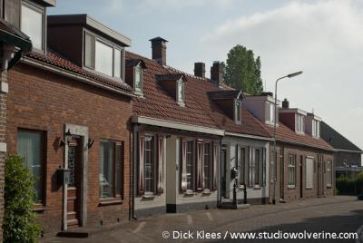 Serooskerke, dorpsgezicht