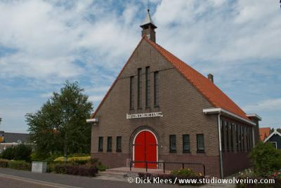 's-Gravenpolder, Zeeuwse dorpen zijn rijk aan verschillende kerkgebouwen
