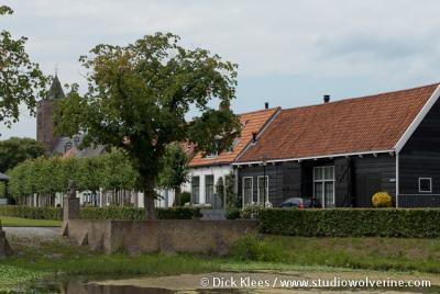Baarland, dorpsgezicht 2011