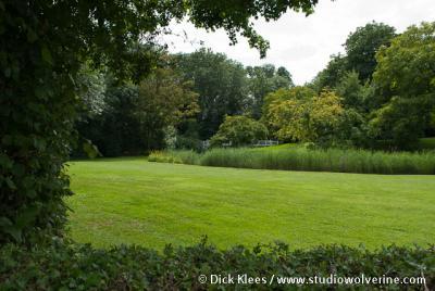 Park en tuin van Zorgvliet zijn rijksmonument