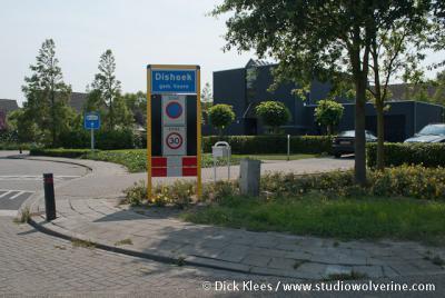 Dishoek is een buurtschap in de provincie Zeeland, in de streek Walcheren, gemeente Veere. T/m 30-6-1966 gemeente Koudekerke. Per 1-7-1966 over naar gemeente Valkenisse, in 1997 over naar gemeente Veere.