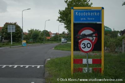 Koudekerke was een zelfstandige gemeente tot 1966 en valt tegenwoordig onder de gemeente Veere.