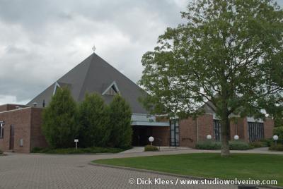 Meliskerke, kerkgebouw Gereformeerde Gemeente