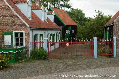 Meliskerke, dorpsboerderij