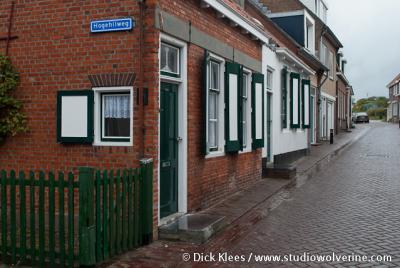 Domburg, arbeidershuisjes