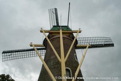 Domburg, Molen Weltevreden