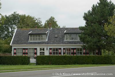 Oostkapelle, boerderij/woonhuis