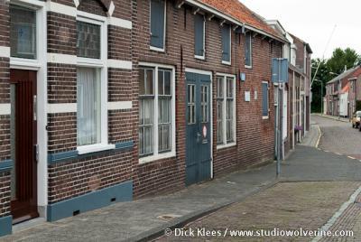 Arnemuiden, straatbeeld