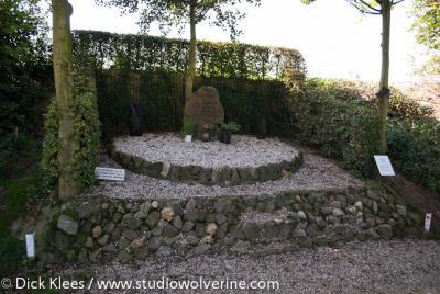 Cartils, monument voor in 1944 neergestorte en omgekomen Engelse vliegers