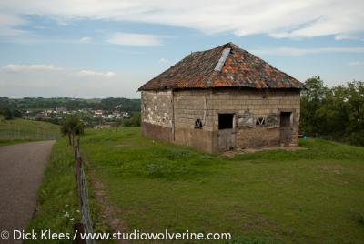 Keutenberg, veldschuur en stal