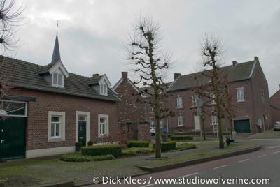 Itteren, dorpsgezicht