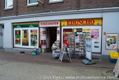 Rimburg, de dorpswinkel
