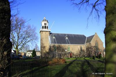 Het dorpskerkje aan de Dorpsstraat in De Bilt