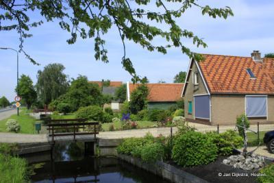 Buurtschap De Hem aan de provinciale weg (de N210) tussen Schoonhoven en Bergambacht