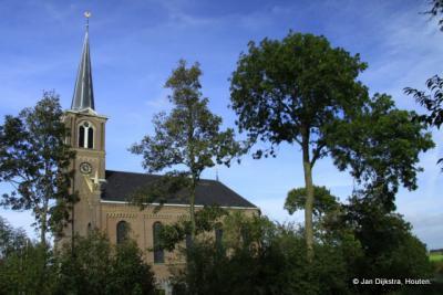 De kerk van Hommerts