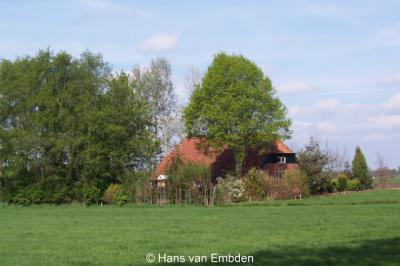De Knolle, buurtschap van Fochteloo en/of Oosterwolde FR.