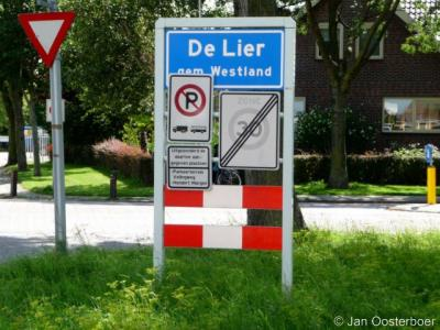 De Lier maakt sinds 2004 deel uit van de in dat jaar opgerichte gemeente Westland