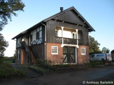 De Lutte, Landgoed Egheria, koetsierswoning
