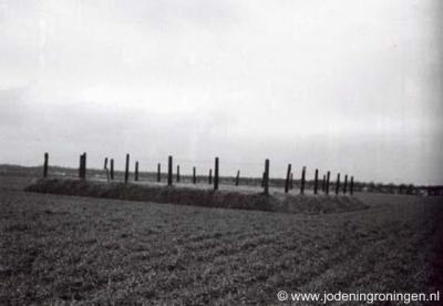 De Maten (buurtschap van Ter Apel), de joodse begraafplaats is tot 1886 in gebruik geweest en bevat tegenwoordig geen grafstenen meer.
