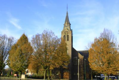 De Marekerk van de Protestantse Gemeente in De Meern
