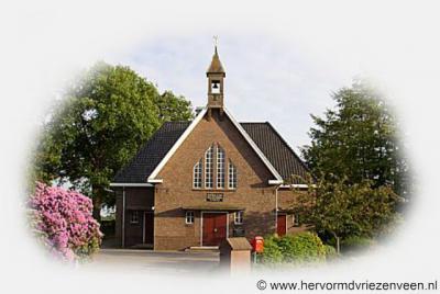 Buurtschap De Pollen werd een dorp door de bouw van de Pollenkerk in 1932