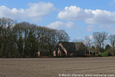 De Beek, kerk van de Gereformeerde Gemeente in Nederland De Beek-Uddel