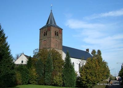 De Hervormde kerk van Deil.