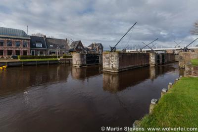 Dokkumer Nieuwe Zijlen, Dongeradeel, Fryslân