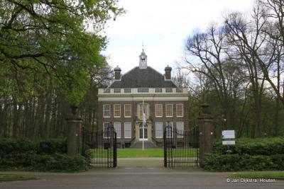 Driebergen, Huize Sparrendaal was van 1964 t/m 2005 het representatieve raadhuis van de gemeente