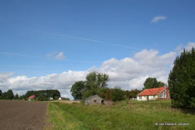 Drieborg in het Groningerland.