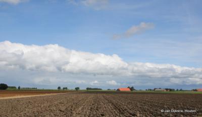 Echt Groningen daar bij Drieborg.