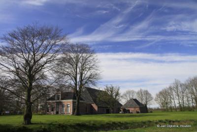 Boerderij bij Eastermar.