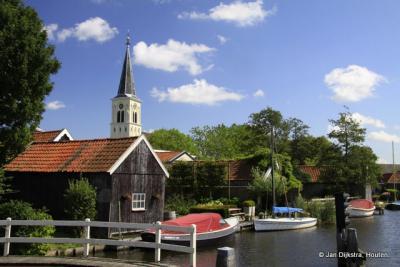 Oosthem, een plaatje van een dorp