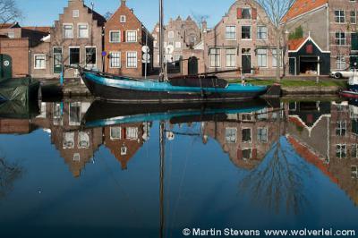 Edam, Noord Holland.