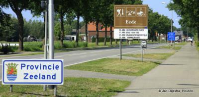 Dorpsgezicht Eede in Zeeuws-Vlaanderen