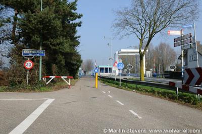 Eembrugge is een buurtschap in grotendeels gemeente Baarn, deels gemeente Eemnes. Alleen voor het Baarnse deel is de buurtschap voorzien van plaatsnaamborden.