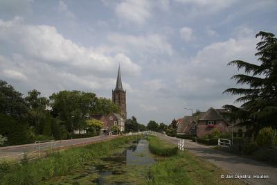Schalkwijk, op het Eiland van Schalkwijk