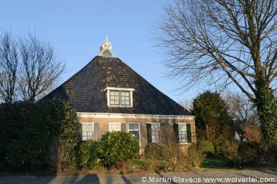 Elahuizen, Gaasterlân-Sleat boerderij Dyksherne uit 1857.