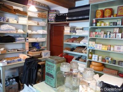 Elsloo, Streekmuseum Elsloo, nostalgisch kruidenierswinkeltje