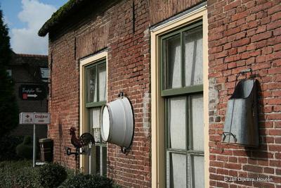 Het Veerhuis in Enspijk.