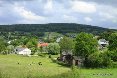 Epen, in de gemeente Gulpen-Wittem
