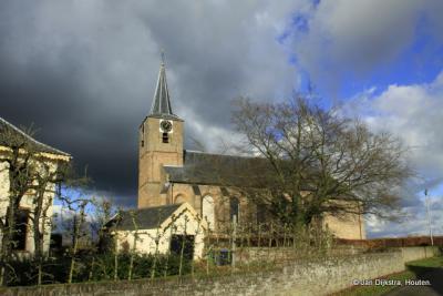 De Hervormde kerk van Erichem